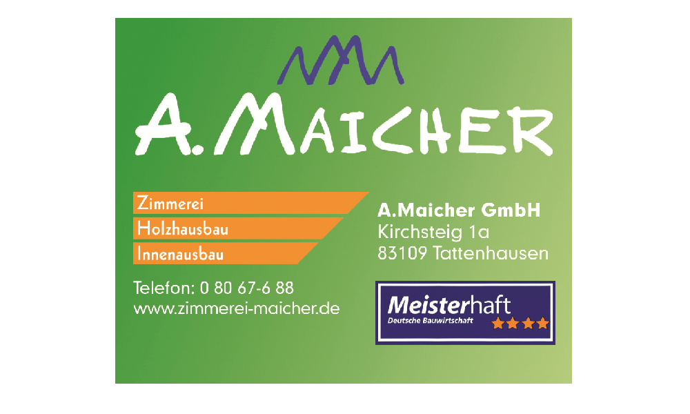 Maicher Logo - Home