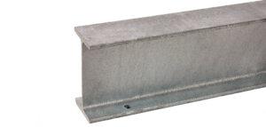 Singer Regale Fußteil Standardausführung 1050x500px 300x143 - Kragarmregal einseitig, gebraucht, Höhe 3000 mm, Tiefe 1200 mm