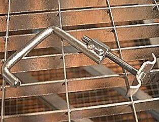 gitterrost hakenbefestigungen 02 - Gitterroste