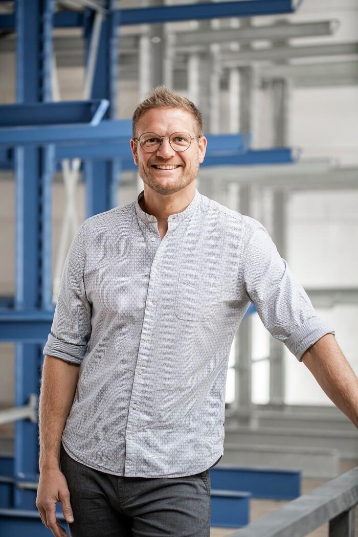 Christoph Rottmüller - Palettenregale für den Innen- und Außenbereich